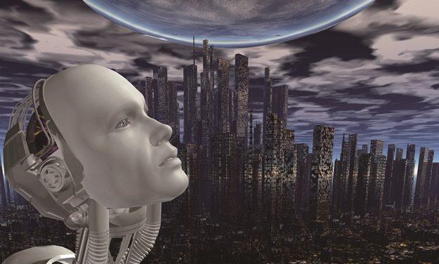未來的科幻大成真